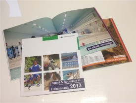 Brochure Sport & Recreatie in IJsselmonde 2013