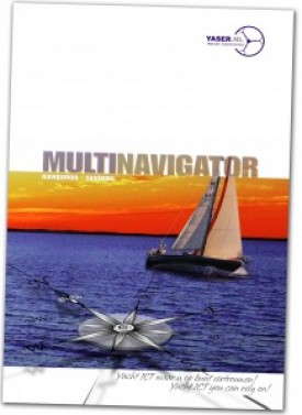 Brochure ter promotie van de Multinavigator