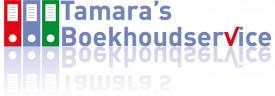 """Logo """"Tamara's Boekhoudservice"""""""