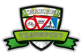Logo Verkeer is teamsport