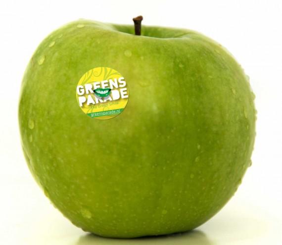 "Sticker ""The Green Smile"""