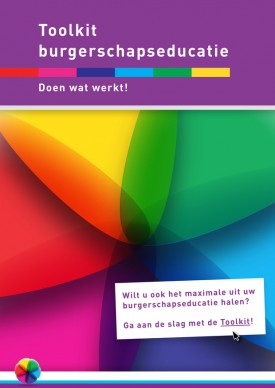 "Digitale Brochure ""Toolkit Burgerschapseducatie"""