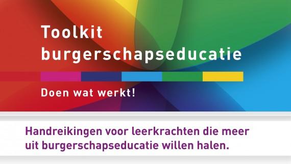 """Digitale Brochure """"Toolkit Burgerschapseducatie"""""""