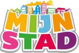 """Logo """"Mijn Stad"""""""