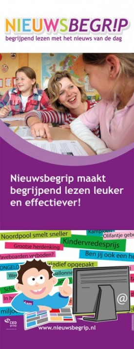 Roll-Up banner Nieuwsbegrip