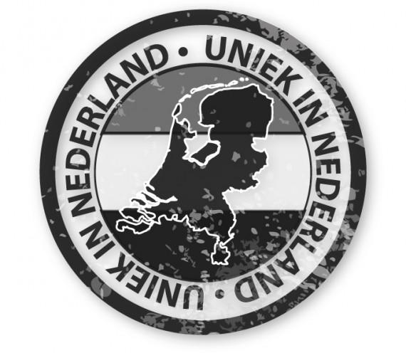 "Logo ""Uniek in Nederland"""