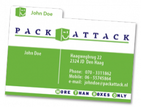 Huisstijl PackAttack