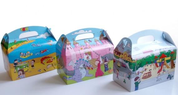Snackboxen opnieuw gedrukt