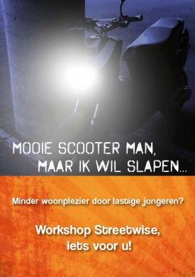 "Flyers en Posters workshop ""Streetwise"""
