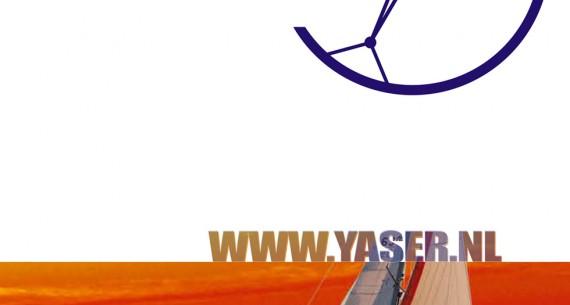 Yaser Roll Up banner