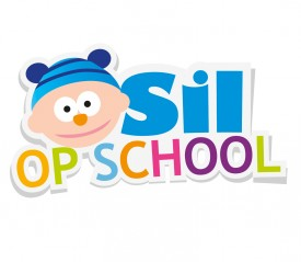 """Logo """"Sil op School"""""""