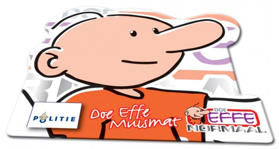 Doe Effe Normaal Give-Away